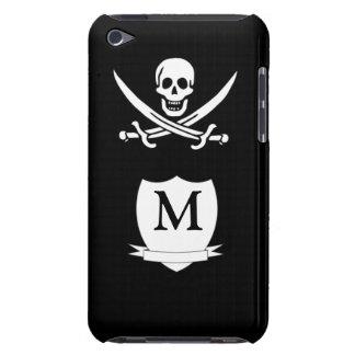 海賊及びモノグラム Case-Mate iPod TOUCH ケース