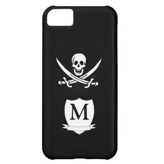 海賊及びモノグラム iPhone5Cケース
