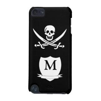 海賊及びモノグラム iPod TOUCH 5G ケース