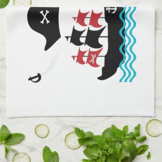 海賊台所タオル キッチンタオル