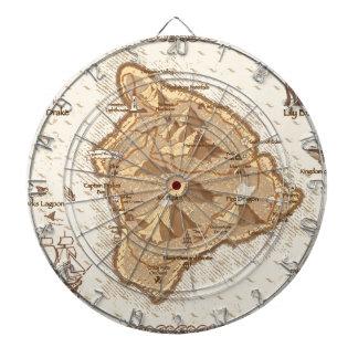 海賊地図 ダーツボード