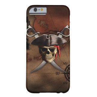 海賊地図 BARELY THERE iPhone 6 ケース