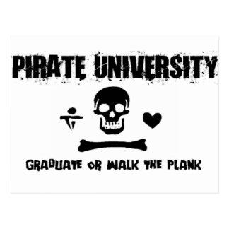 海賊大学 ポストカード