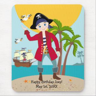 海賊子供の誕生会 マウスパッド