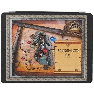 海賊宝物地図 iPadスマートカバー