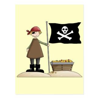 海賊宝物 ポストカード