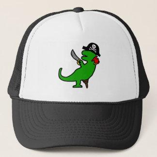 海賊恐竜 キャップ