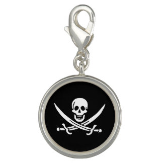 海賊旗の海賊旗 チャーム