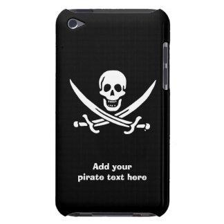 海賊旗の海賊旗 Case-Mate iPod TOUCH ケース