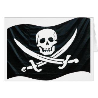 海賊旗 カード