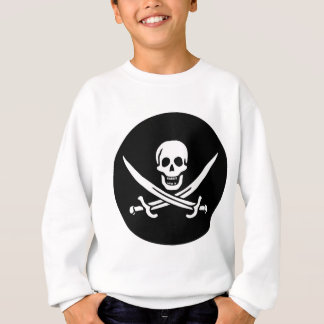 海賊旗 スウェットシャツ