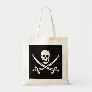 海賊旗 トートバッグ