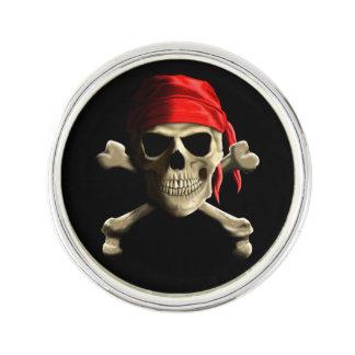海賊旗 ラペルピン