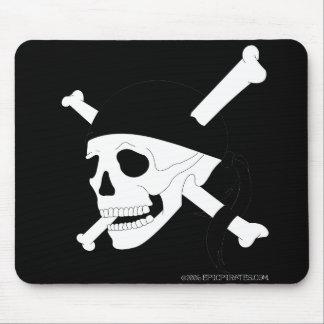 海賊旗#1 マウスパッド