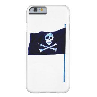 海賊旗 BARELY THERE iPhone 6 ケース