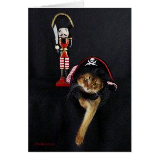 海賊日ソマリ族猫のような話 カード