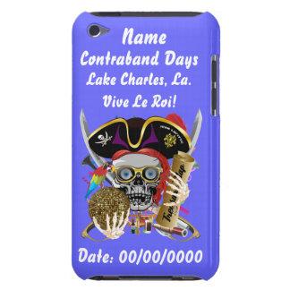 海賊日Lake Charles、ルイジアナ。 眺めのヒント Case-Mate iPod Touch ケース