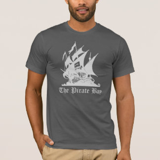 海賊湾のティー Tシャツ