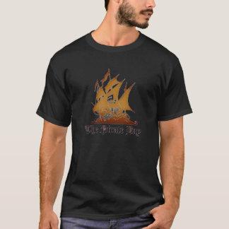 海賊湾のTシャツ(黒) Tシャツ