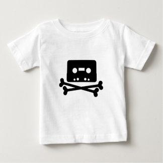 海賊湾テープロゴ ベビーTシャツ