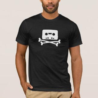 海賊湾テープロゴ Tシャツ