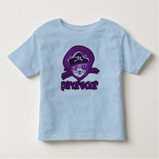 海賊猫のおもしろいな漫画 トドラーTシャツ