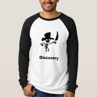海賊発見 Tシャツ