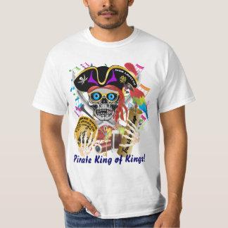 海賊禁制品の日の人すべてのスタイルライト Tシャツ