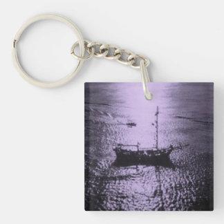 海賊船のカスタム キーホルダー