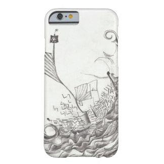 海賊船のiPhone6ケース Barely There iPhone 6 ケース