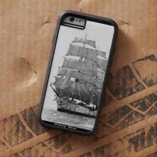 海賊船太平洋の女王のヴィンテージの写真 TOUGH XTREME iPhone 6 ケース