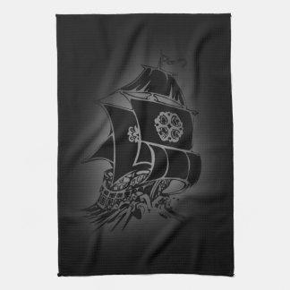 海賊船1 キッチンタオル