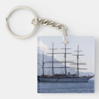 海賊船 キーホルダー
