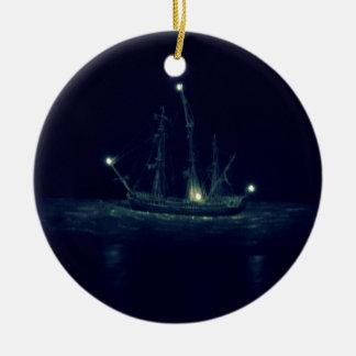 海賊船 セラミックオーナメント