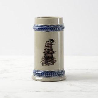 海賊船 ビールジョッキ