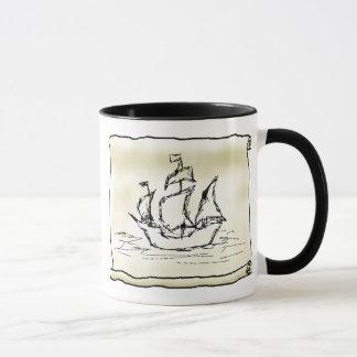 海賊船 マグカップ