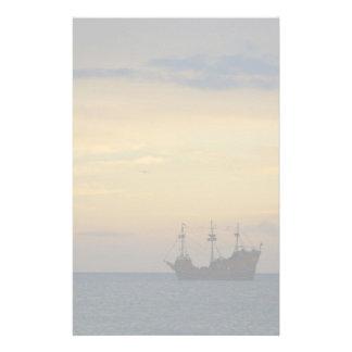 海賊船 便箋