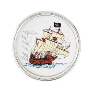 海賊船Pin ラペルピン