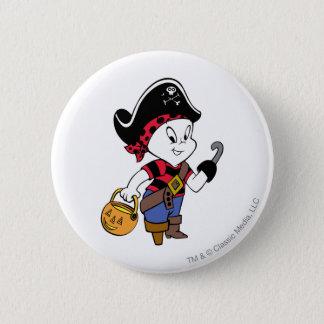 海賊衣裳のキャスパー 缶バッジ