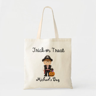 海賊衣裳のトリック・オア・トリートのバッグ トートバッグ