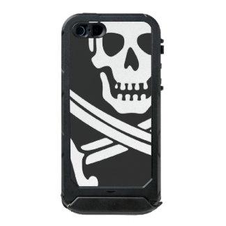海賊電話 ウォータープルーフiPhone SE/5/5sケース