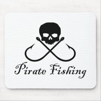 海賊魚釣り マウスパッド