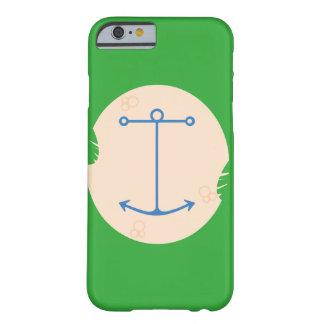 海賊鳥の入れ墨の電話箱 BARELY THERE iPhone 6 ケース