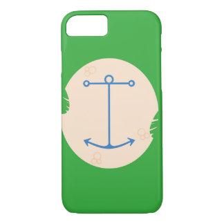 海賊鳥の入れ墨の電話箱 iPhone 8/7ケース