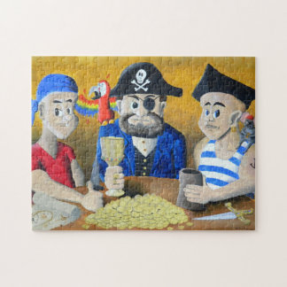 海賊 ジグソーパズル