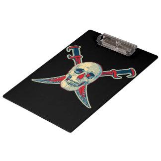 海賊(スカル) -クリップボード クリップボード
