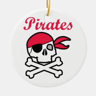 海賊 セラミックオーナメント