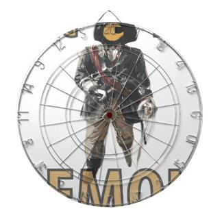 海賊「義足」レモン ダーツボード