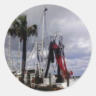 海賊Ahoy ラウンドシール