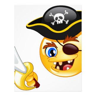 海賊emoji レターヘッド